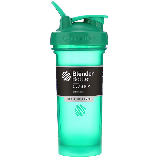 Classic With Loop, Emerald Green, 28 oz (828 ml)