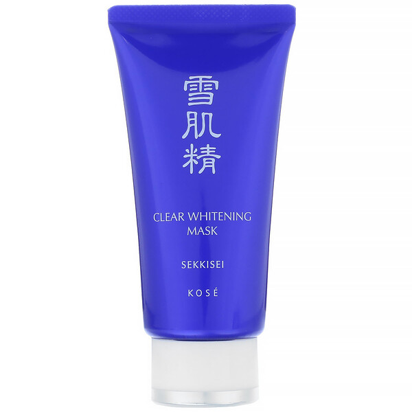 Clear Whitening Mask,  2.8 oz (76 ml)