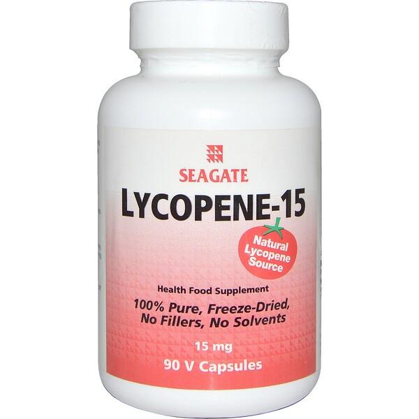 Ликопин-15, 15 мг, 90 растительных капсул
