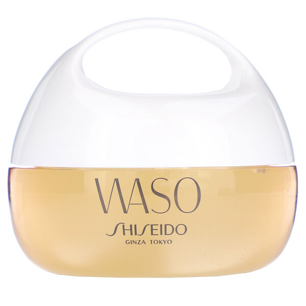 Shiseido, Waso, Clear Mega-Hydrating Cream, 1.8 oz (50 ml) (Discontinued Item)