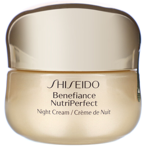 Shiseido, Benefiance, NutriPerfect, Night Cream, 1.7 oz (50 ml)