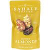 Sahale Snacks, Глазированная смесь, миндаль в меде, 113 г (4 унции)