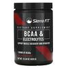 Sierra Fit, Аминокислоты с разветвленными цепями (BCAA) и электролиты, 7г BCAA, фруктовый пунш, 435г (15,34унции)