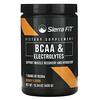 Sierra Fit, Аминокислоты с разветвленными цепями (BCAA) и электролиты, 7г BCAA, со вкусом манго, 435г (15,34унции)
