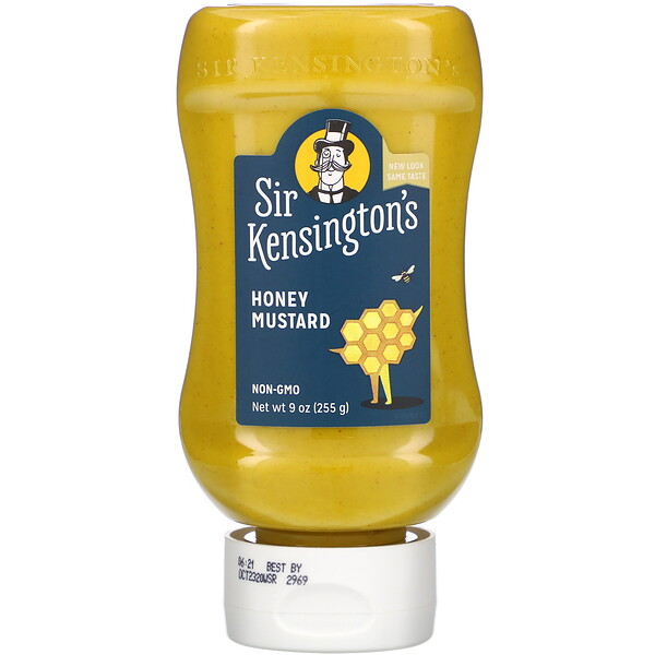 Sir Kensington's, Honey Mustard, 9 oz (255 g) (Discontinued Item)