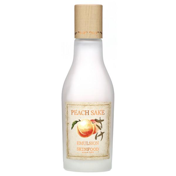 Эмульсия с персиковым сакэ, 4,56 ж. унц. (135 мл)