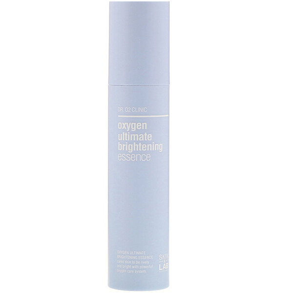 Dr. O2 Clinic, Oxygen Ultimate Brightening Essence, 50 ml