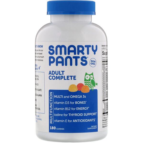Комплекс для взрослых, 180жевательных таблеток