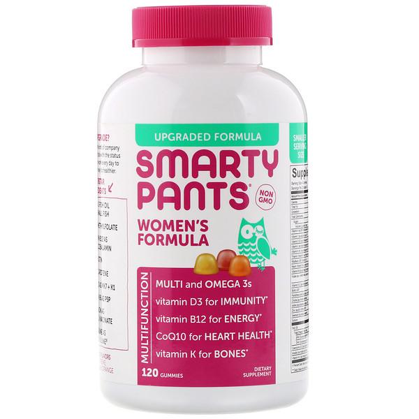 SmartyPants, Комплекс для женщин, 120жевательных таблеток (Discontinued Item)