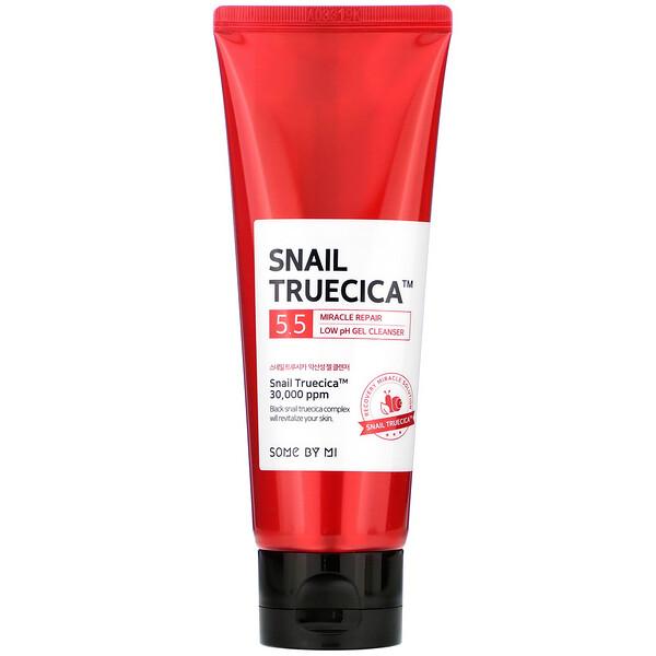 Snail Truecica, Miracle Repair Low ph Gel Cleanser, 3.38 fl oz (100 ml)