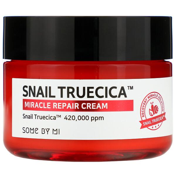 Snail Truecica, Miracle Repair Cream, 2.11 oz (60 g)
