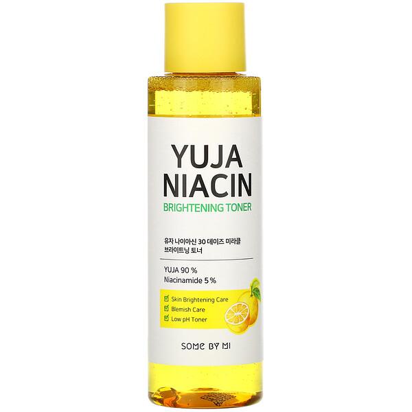 Some By Mi, Yuja Niacin, Brightening Toner, 5.07 fl oz (150 ml)
