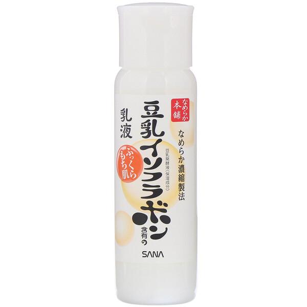 Nameraka Isoflavone, очищающее молочко, 150мл