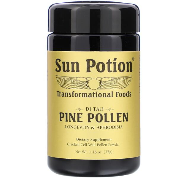 Pine Pollen, 1.16 oz (33 g)