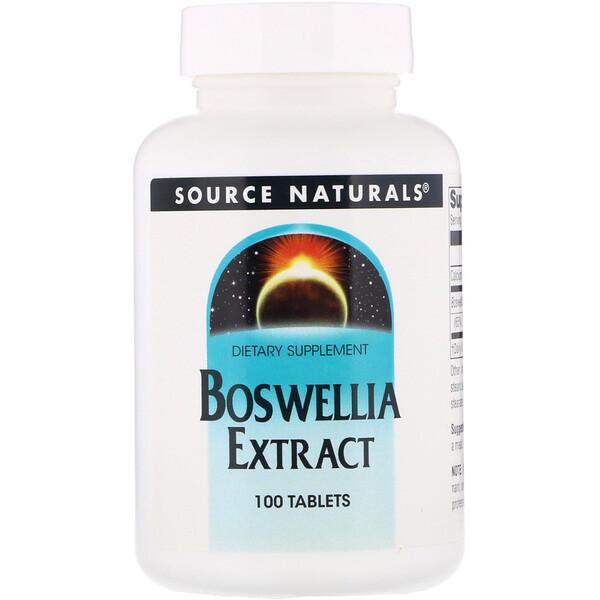 Экстракт босвеллии, 100 таблеток