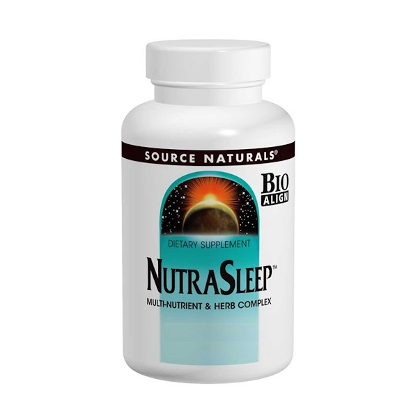 Пищевая добавка NutraSleep, 100 таблеток