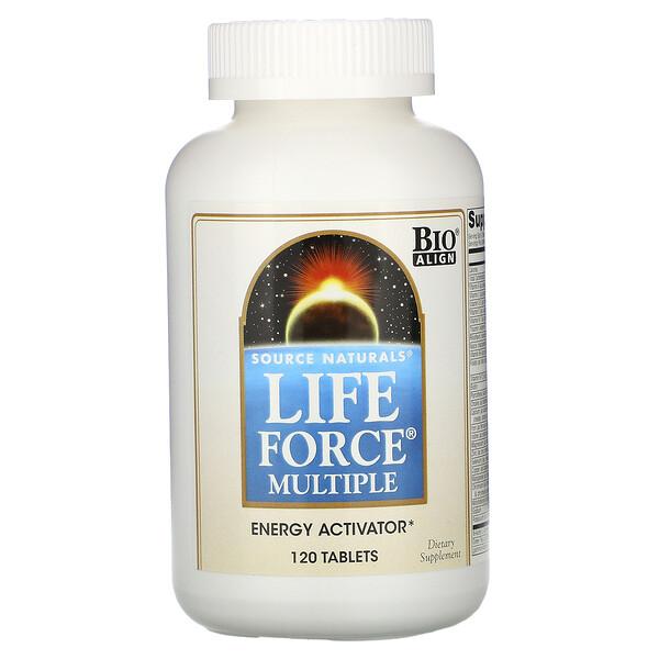 Life Force Multiple, 120 таблеток