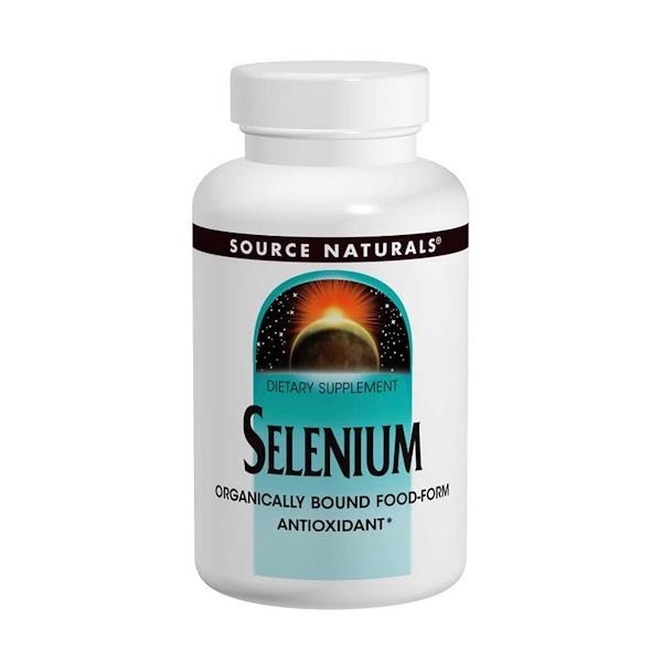 Селениум, 200 мкг, 120 таблеток