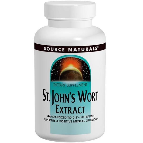 Экстракт зверобоя, 300 мг, 240 таблеток