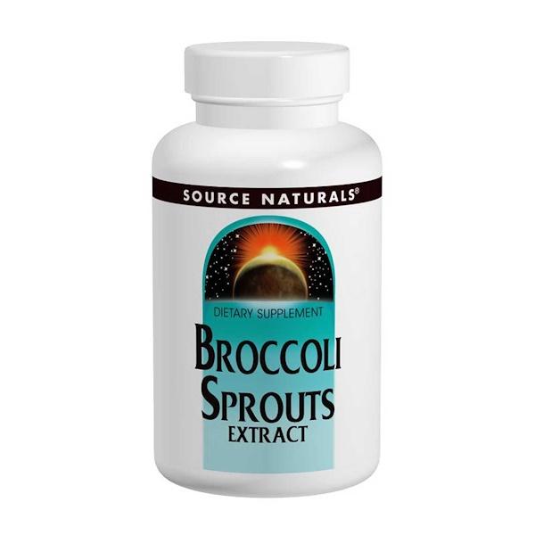 Экстракт капусты брокколи, 60 таблеток