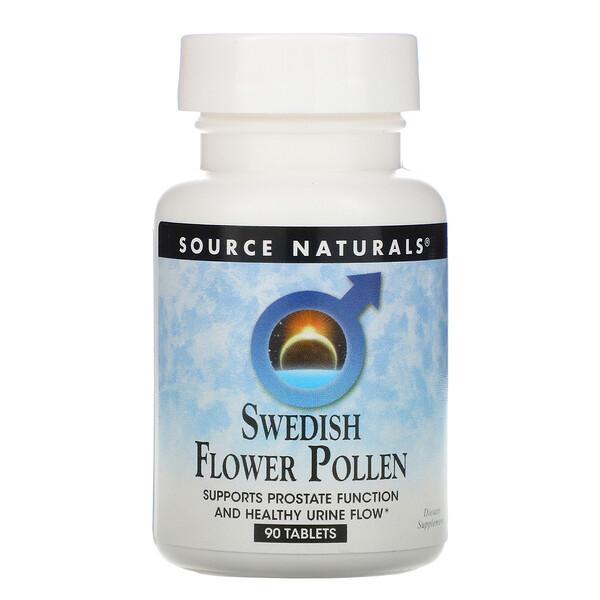 Шведская цветочная пыльца, 90 таблеток