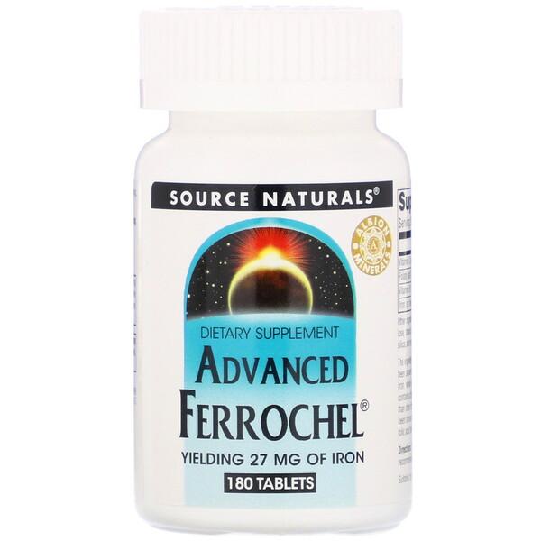 Advanced Ferrochel, 180таблеток