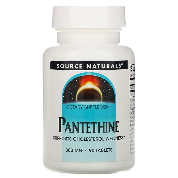 Пантетин, 300 мг, 90 таблеток