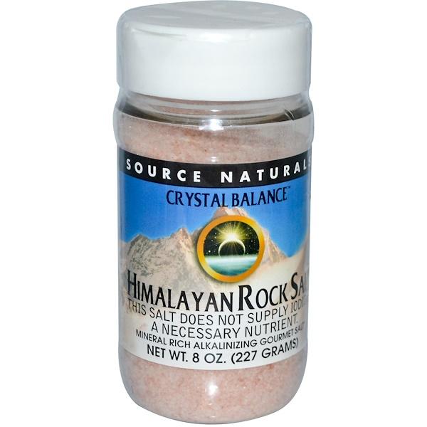 Гималайская каменная соль, 8 унций (227 г)