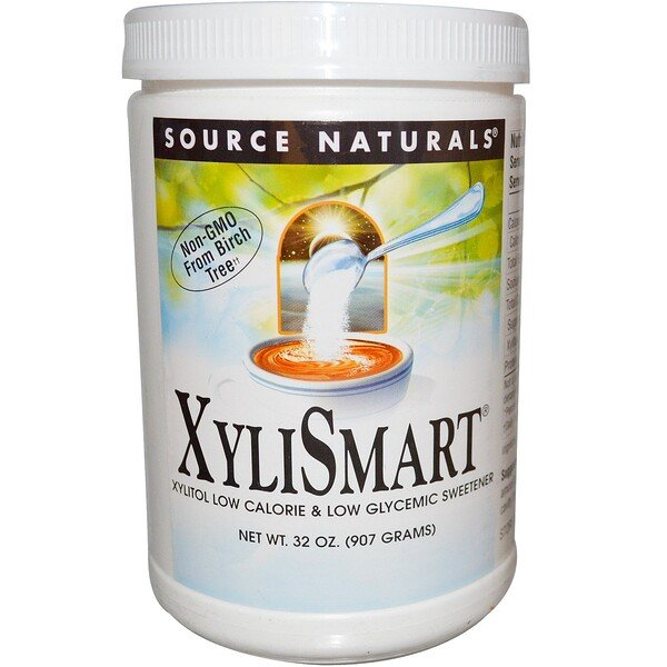 Source Naturals, XyliSmart, 32 унции (907 г)