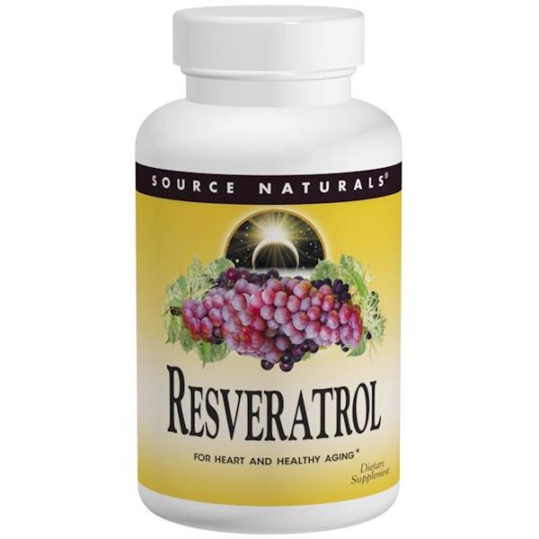 Ресвератрол, 60 таблеток