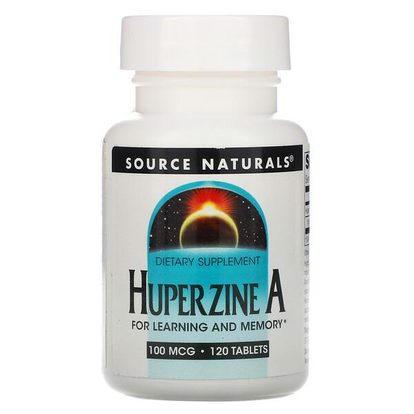 гуперзин А, 100 мкг, 120 таблеток