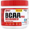 SAN Nutrition, BCAA Pro Reloaded, аминокислоты с разветвленными цепями, ягодно-гранатный вкус, 458,6г (16,2унций)