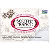 South of France, Кусковое мыло, пилированное по-французски, с органическим маслом ши, с ароматом цветущей вишни, 170г (6унций)