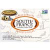 South of France, Кусковое мыло французского помола с органическим маслом ши, с запахом абрикоса, 170г