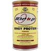 Solgar, Whey To Go, порошок сывороточного белка, ваниль, 340 г (12 фунта)