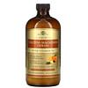 Solgar, Цитрат кальция и магния, с витаминомD3, в жидкой форме, вкус натурального аапельсина, 473мл (16жидк. унций)