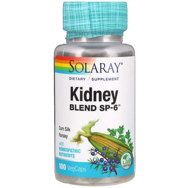 Kidney Blend SP-6, 100 растительных капсул