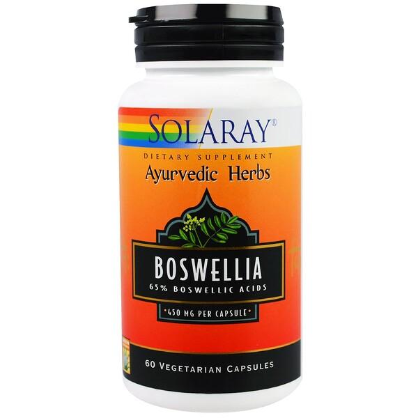 Босвеллия, 450 мг, 60 растительных капсул
