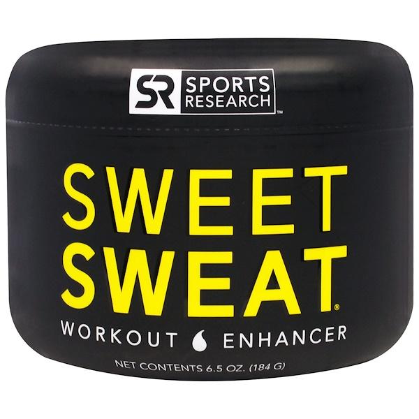 Sweet Sweat, средство для тренировок, 184 г (6,5 унции)