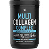 Sports Research, Multi Collagen Complex, Unflavored, 10.65 oz (302 g)