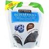 Stoneridge Orchards, Голубика в темном шоколаде, 70% какао, 142г (5унций)