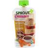Sprout Organic, Детское питание, этап2, мускатная тыква, морковь и яблоко, 99г