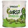 Sprout Organic, Curlz, брокколи, 1,48 унц. (42 г)