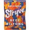 Stryve Foods, Beef Biltong, Air-Dried Beef Slices, Original, 2.25 oz (64 g)