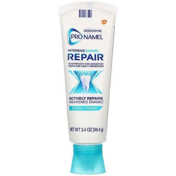 ProNamel, Intensive Enamel Repair Toothpaste, Extra Fresh, 3.4 oz (96.4 g)