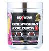 Six Star, Pre-Workout Explosion, предтренировочный комплекс, розовый лимонад, 231г (8,16унции)