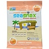 SeaSnax, Toasty Onion, Roasted Seaweed Snack, 5 sheets - .54 oz (15 g)