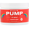 Sparta Nutrition, Kraken Pump Pre-Workout, Rainbow Candy, 4.94 oz (140 g)