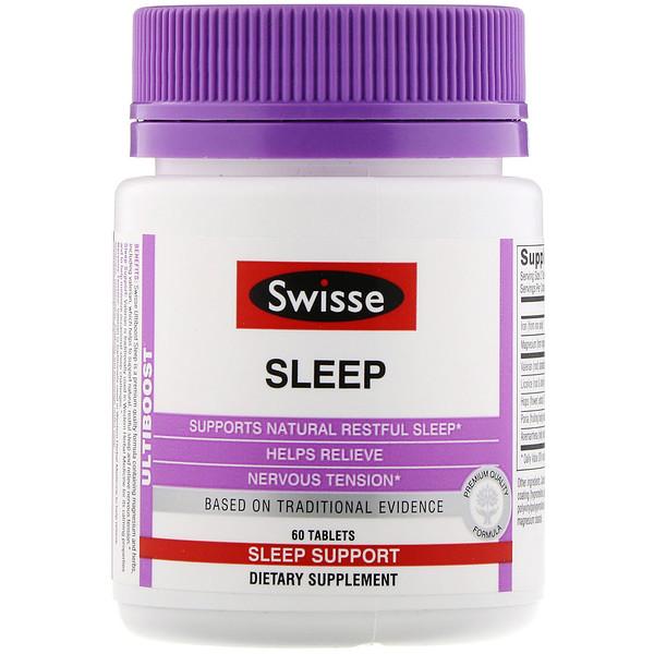 Ultiboost Sleep, 60 Tablets
