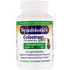 Symbiotics, Жевательные ананасовые таблетки Colostrum Plus, 120 Жевательных Таблеток